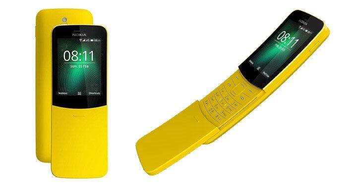 Nokia 8110 MWC 18