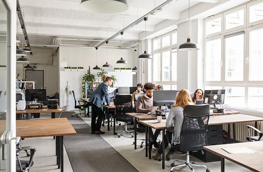 Com afecta la qualitat de l'aire interior a la productivitat empresarial