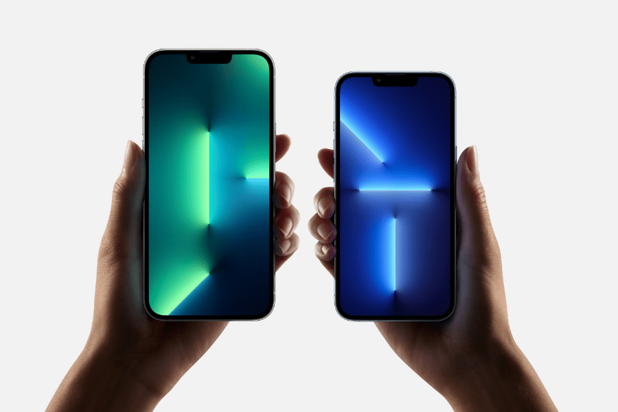 nou iPhone 13